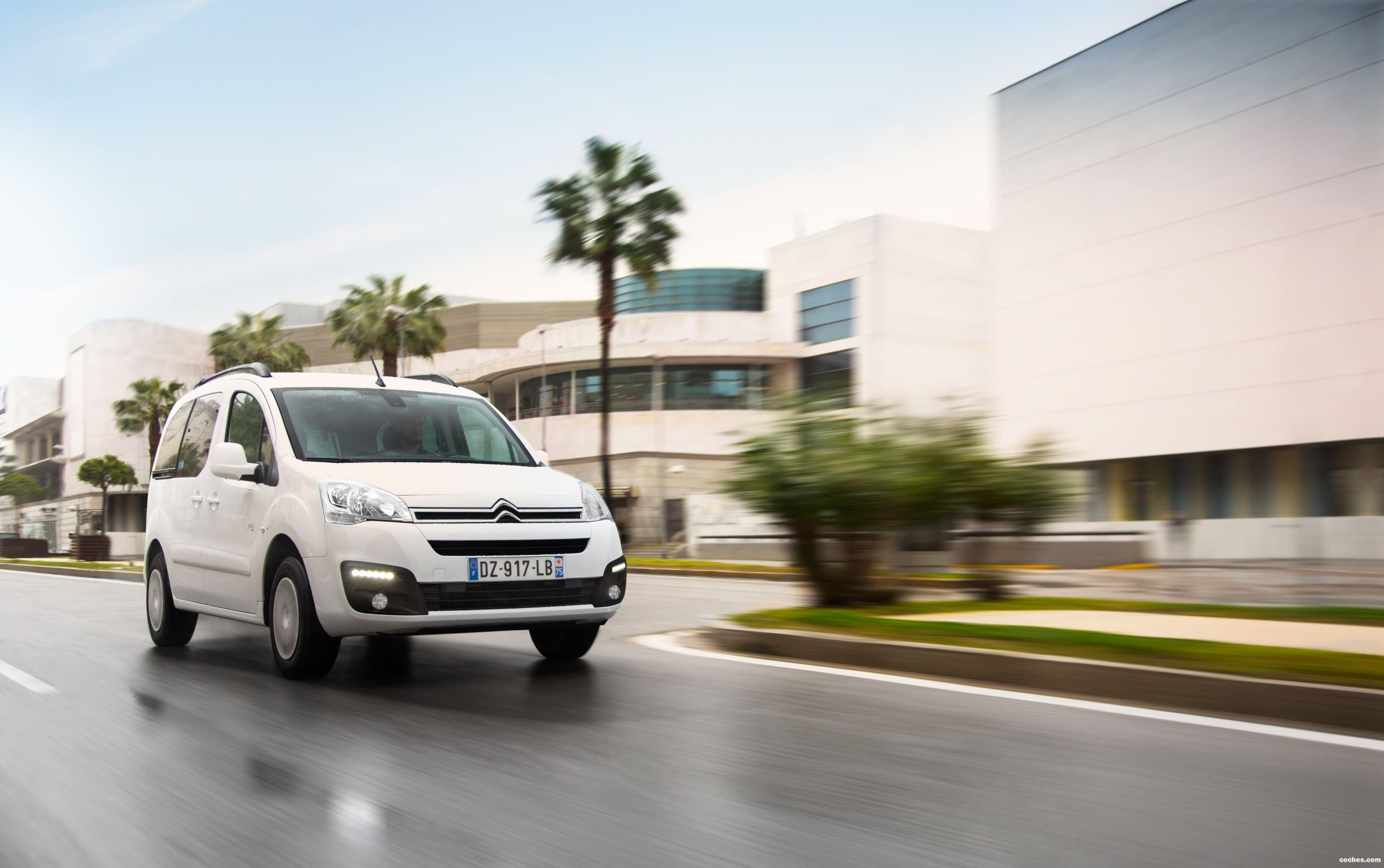 Foto 8 de Citroen e-Berlingo Multispace 2017