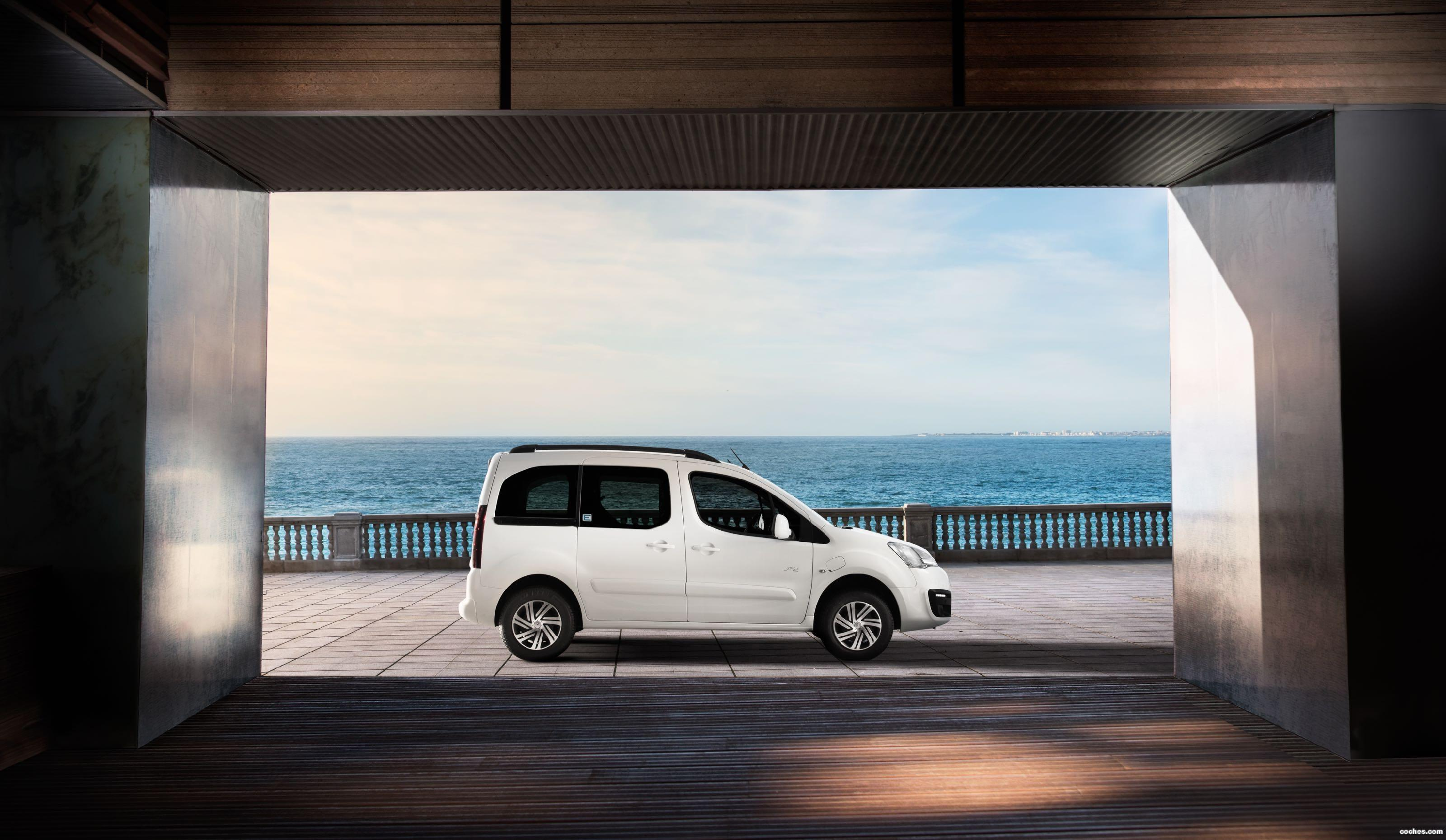 Foto 2 de Citroen e-Berlingo Multispace 2017