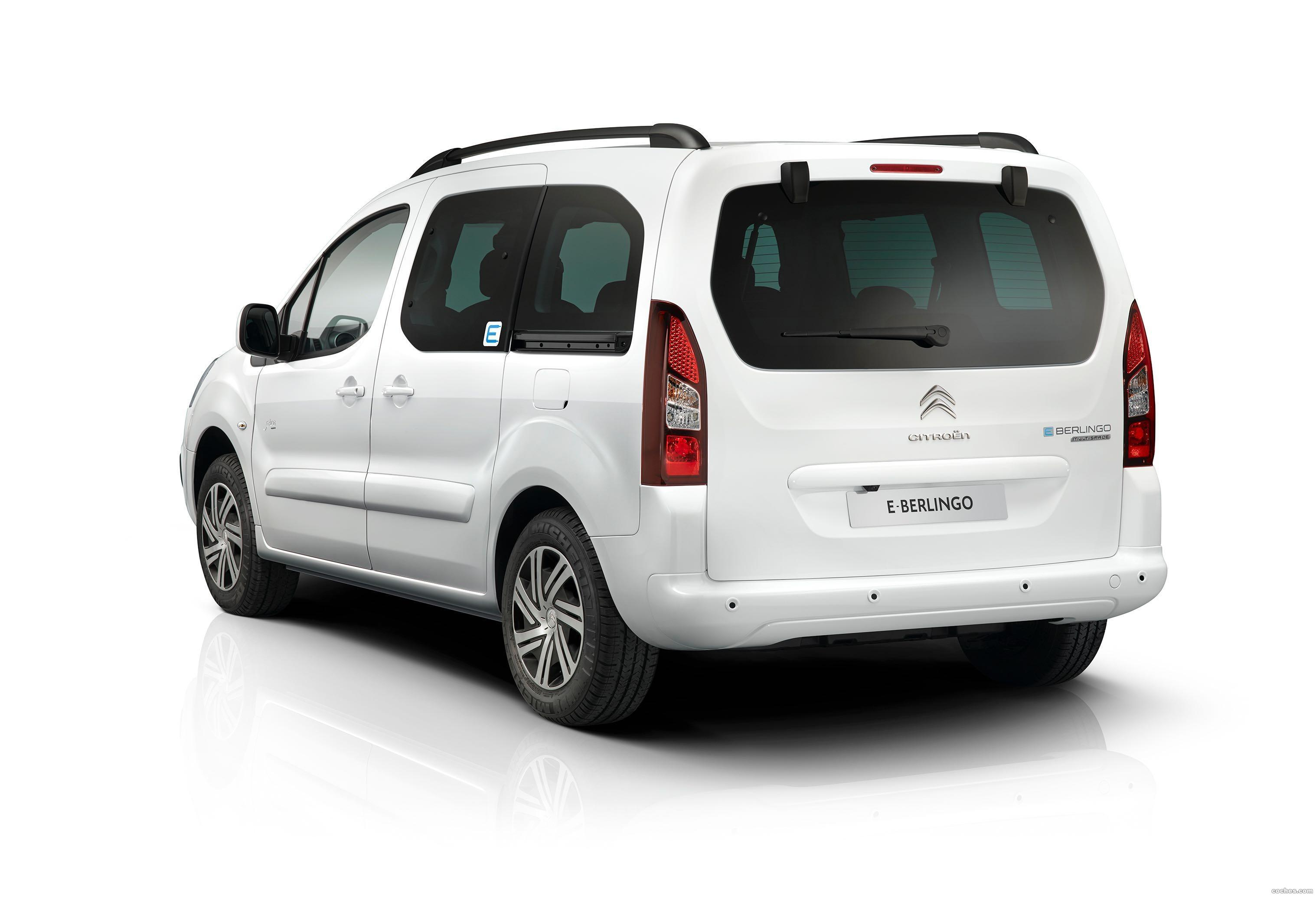 Foto 7 de Citroen e-Berlingo Multispace 2017