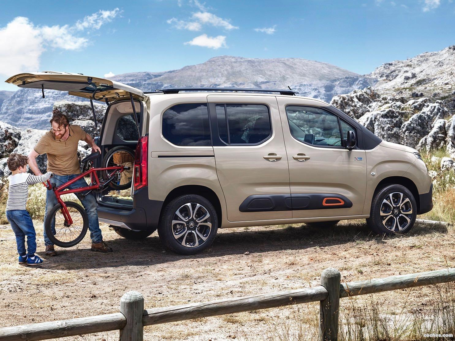 Foto 0 de Citroen Berlingo Multispace XTR 2018