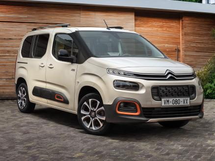Citroen Berlingo Bluehdi S&s Talla Xl Shine 100