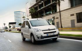Ver foto 4 de Citroen e-Berlingo Multispace 2017