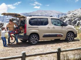 Ver foto 1 de Citroen Berlingo Multispace XTR 2018