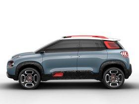 Ver foto 2 de Citroen C-Aircross Concept 2017
