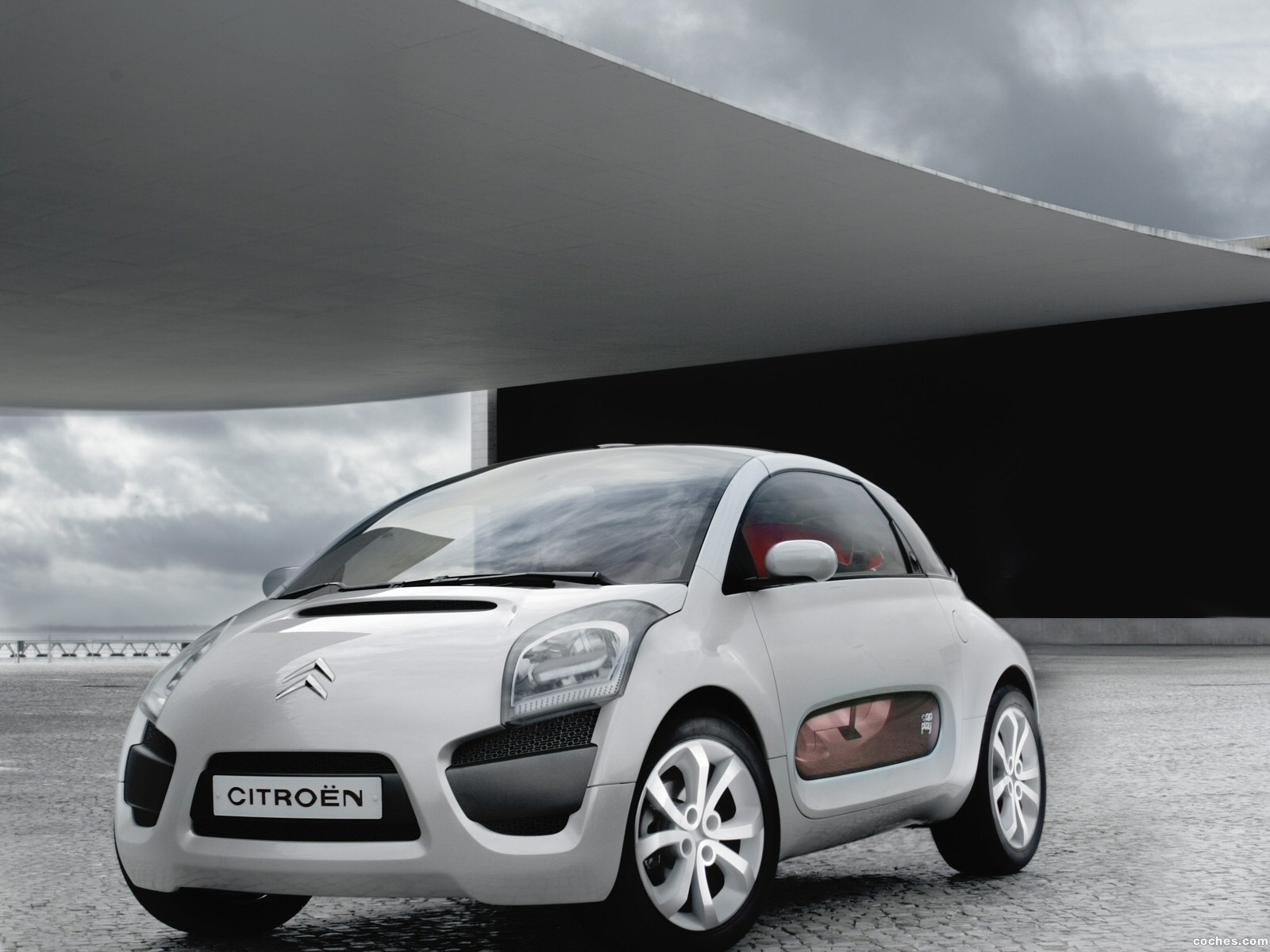 Foto 0 de Citroen C-Airplay Concept 2005