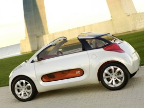 Ver foto 3 de Citroen C-Airplay Concept 2005