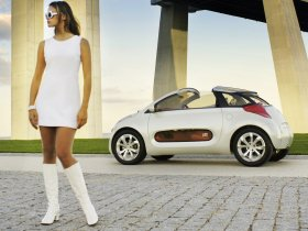 Ver foto 2 de Citroen C-Airplay Concept 2005