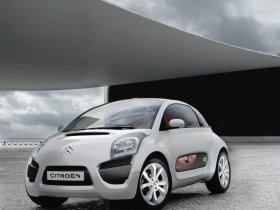 Ver foto 1 de Citroen C-Airplay Concept 2005