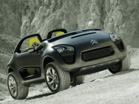 Ver foto 1 de Citroen C-Buggy Concept 2006
