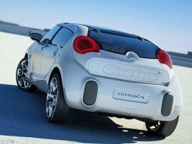 Ver foto 3 de Citroen C-Cactus Concept 2007