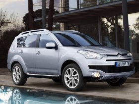Fotos de Citroen C-Crosser
