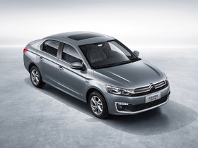 Ver foto 2 de Citroen C-Elysee China 2017