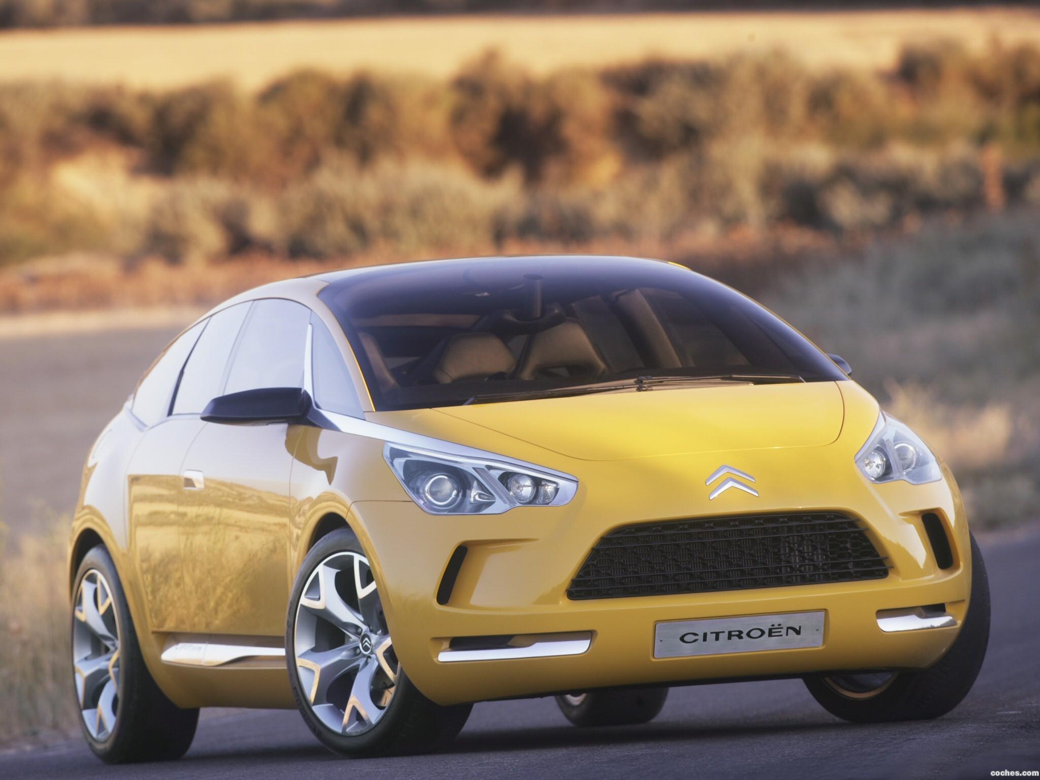 Foto 0 de Citroen C-Sportlounge Concept 2005