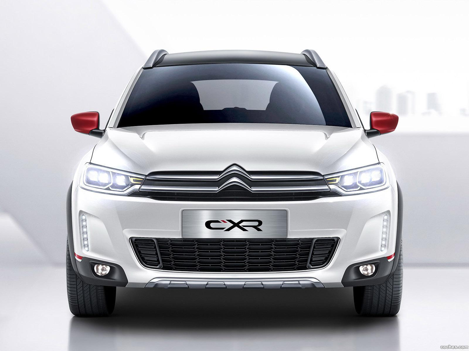 Foto 0 de Citroen C-XR Concept 2014