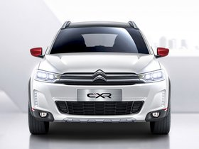 Ver foto 1 de Citroen C-XR Concept 2014