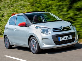 Ver foto 5 de Citroen C1 Airscape 5 door UK 2014