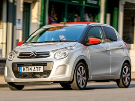 Ver foto 4 de Citroen C1 Airscape 5 door UK 2014