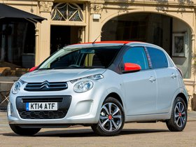 Ver foto 16 de Citroen C1 Airscape 5 door UK 2014