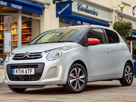 Ver foto 15 de Citroen C1 Airscape 5 door UK 2014