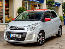 Ver foto 10 de Citroen C1 Airscape 5 door UK 2014