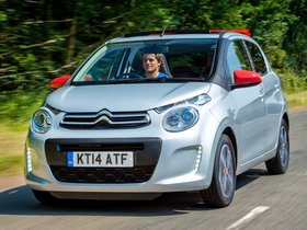 Ver foto 9 de Citroen C1 Airscape 5 door UK 2014