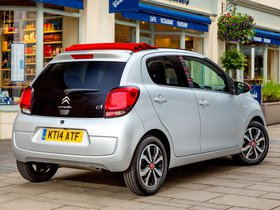 Ver foto 8 de Citroen C1 Airscape 5 door UK 2014