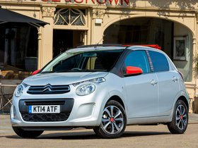 Ver foto 7 de Citroen C1 Airscape 5 door UK 2014