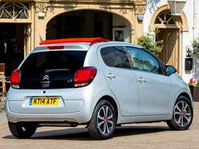 Ver foto 6 de Citroen C1 Airscape 5 door UK 2014
