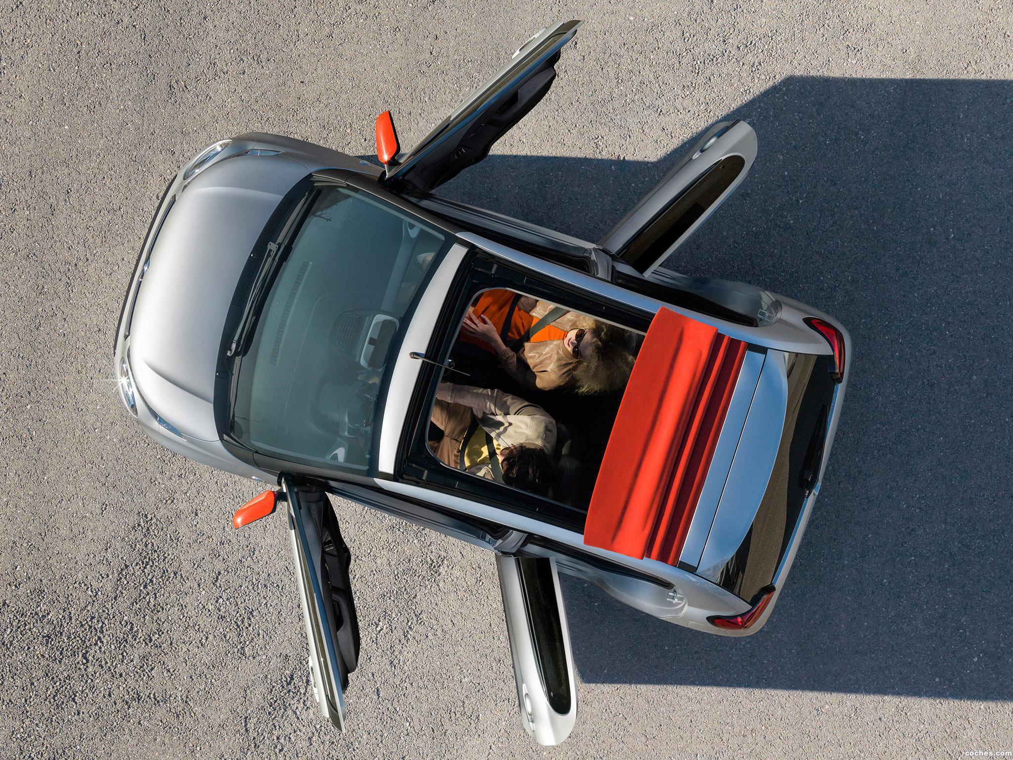 Foto 8 de Citroen C1 Airscape 5 puertas 2014