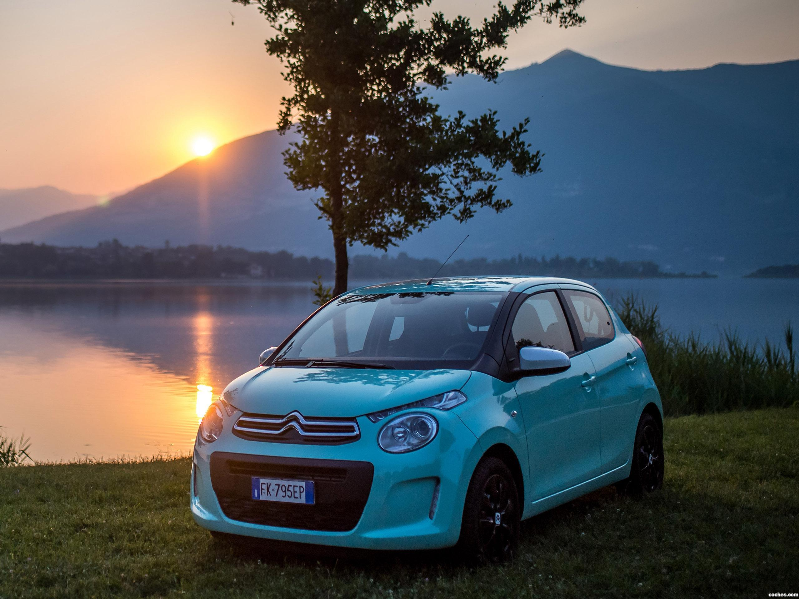Foto 2 de Citroen C1 Pacific Edition 2017