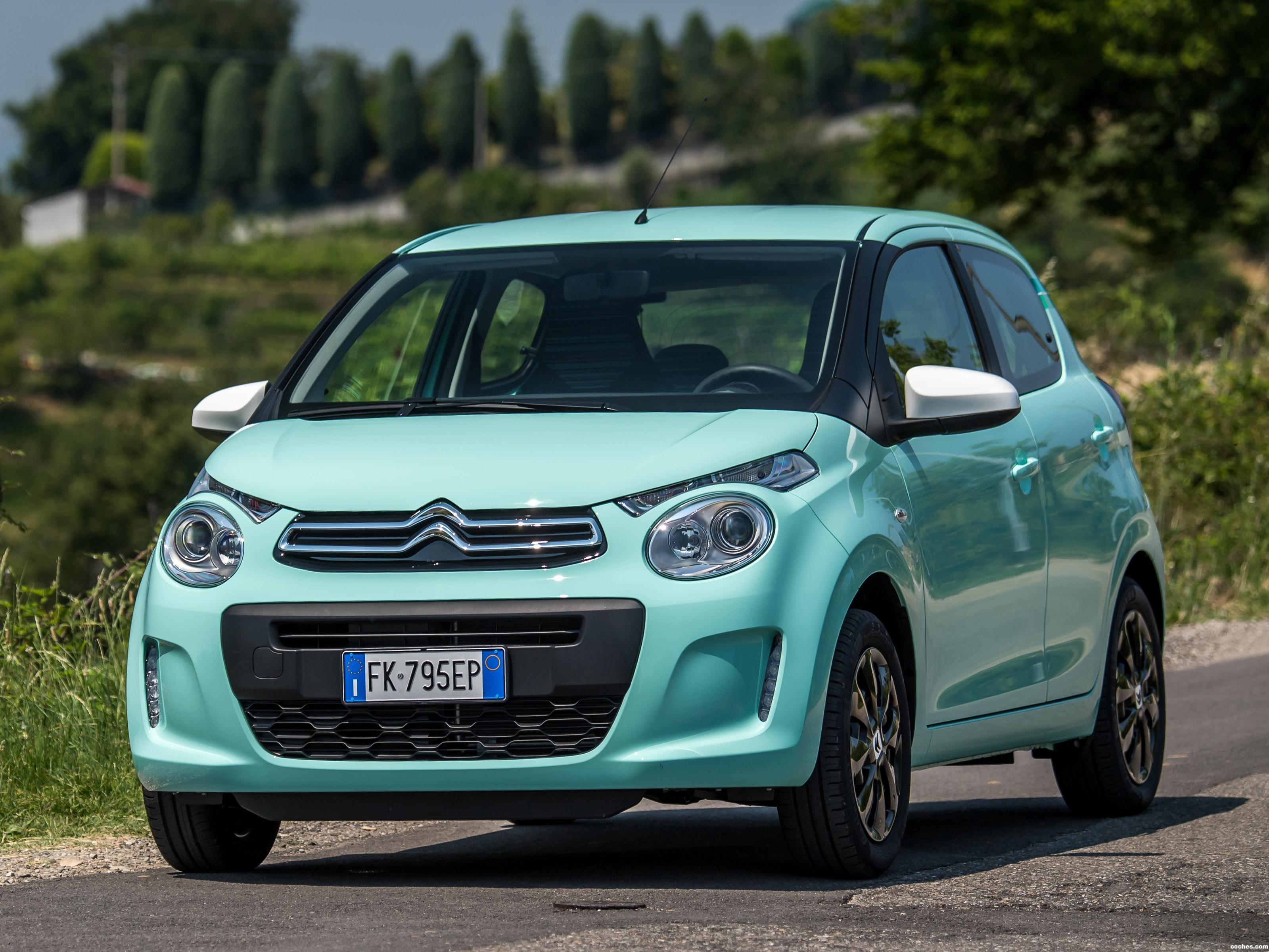 Foto 0 de Citroen C1 Pacific Edition 2017