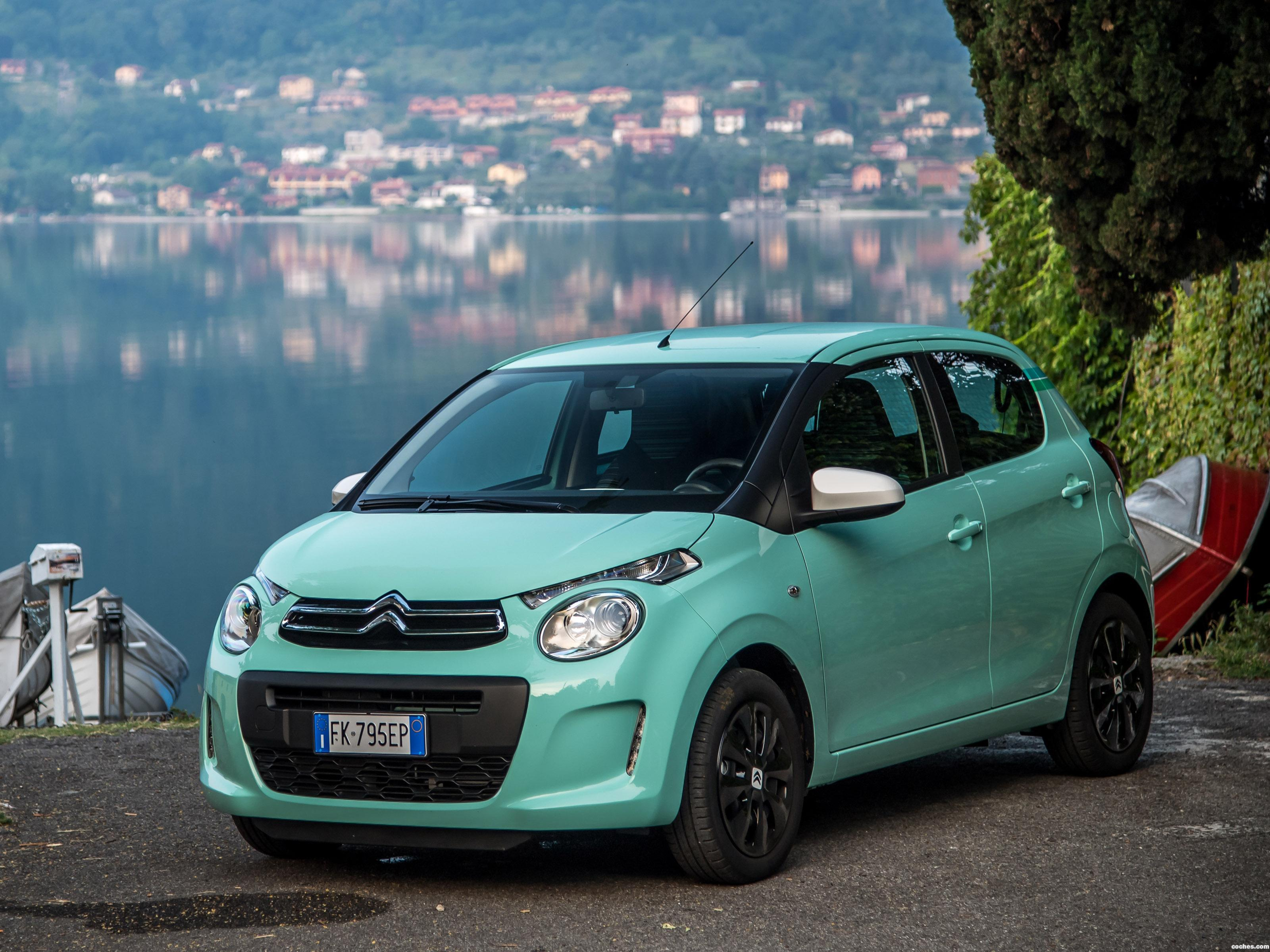 Foto 9 de Citroen C1 Pacific Edition 2017