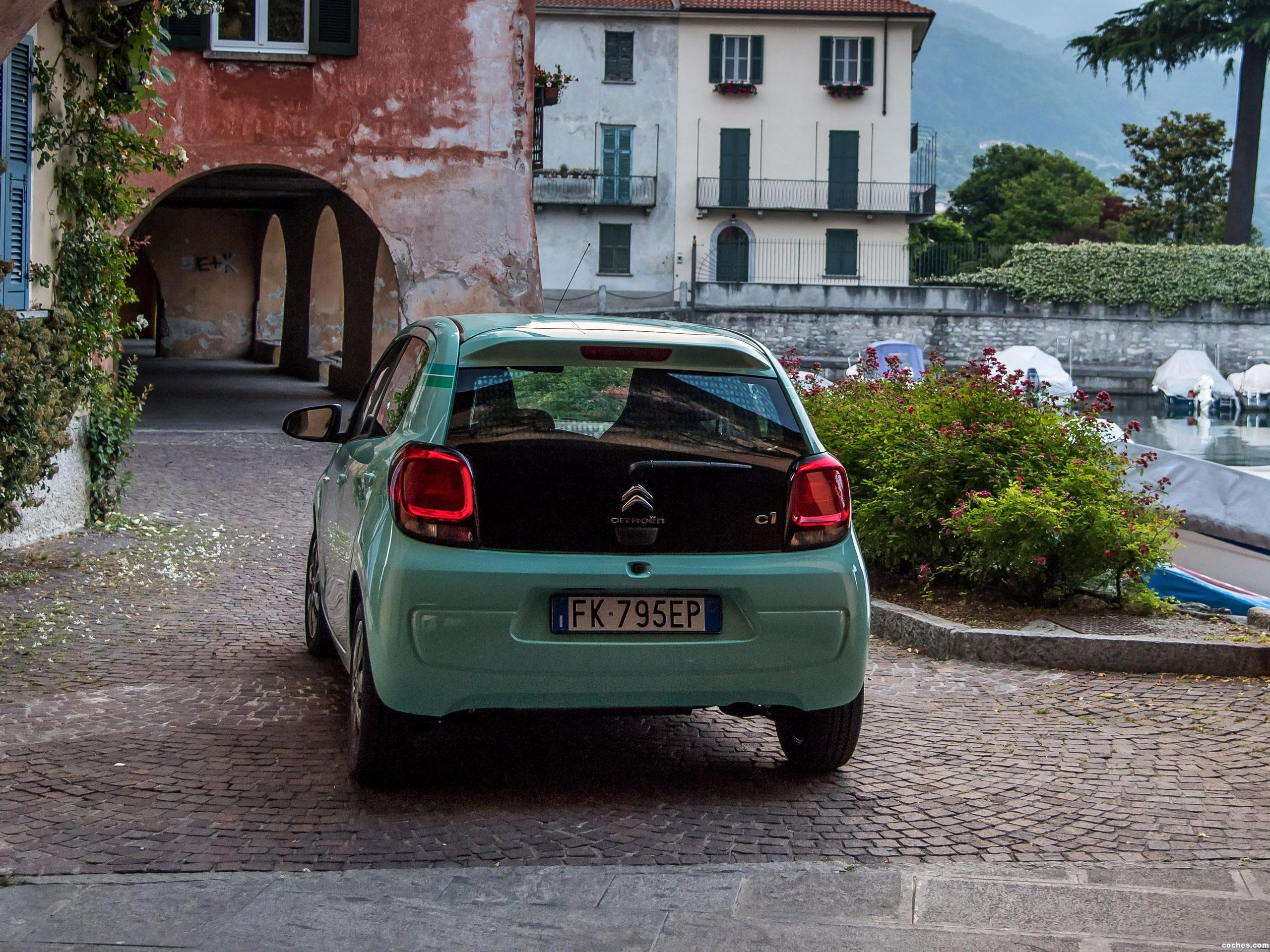 Foto 8 de Citroen C1 Pacific Edition 2017