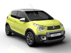 Fotos de Citroen C1 Urban Ride Concept 2014