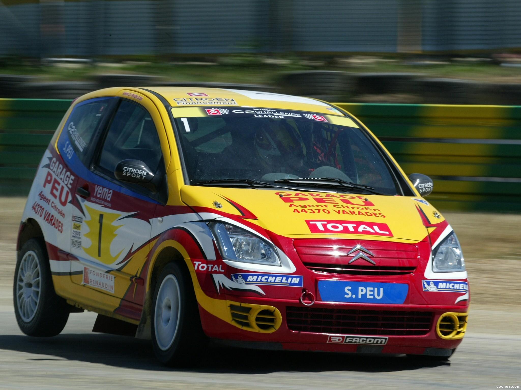 Foto 5 de Citroen C2 Rallycross 2005