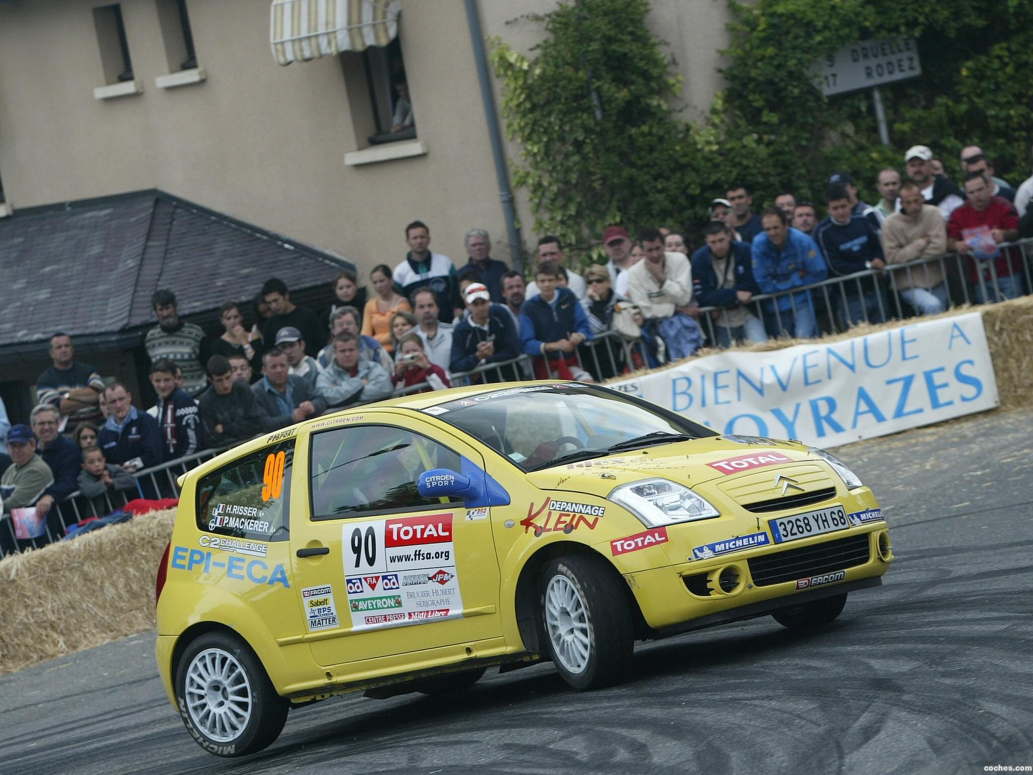 Foto 2 de Citroen C2 Rallycross 2005