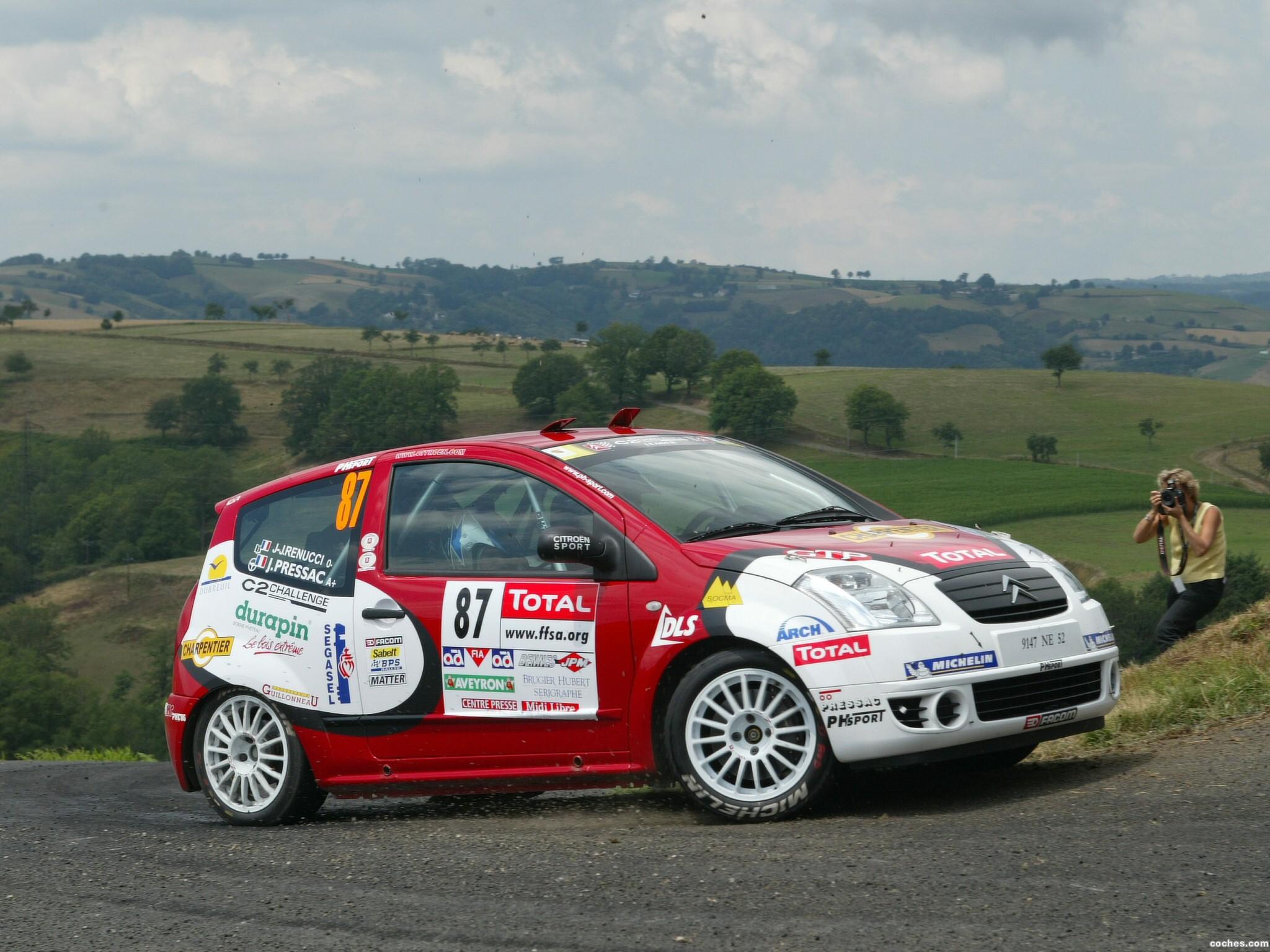 Foto 0 de Citroen C2 Rallycross 2005