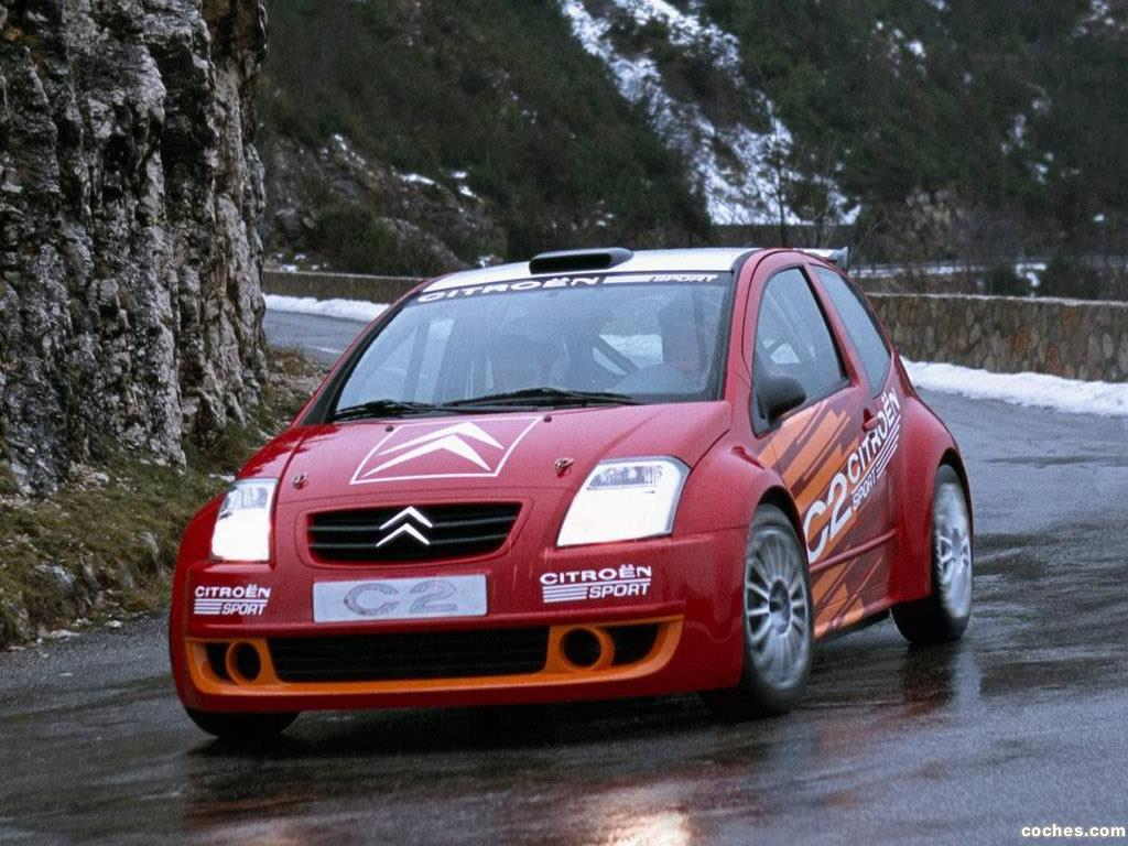 Foto 11 de Citroen C2 Sport Concept 2003
