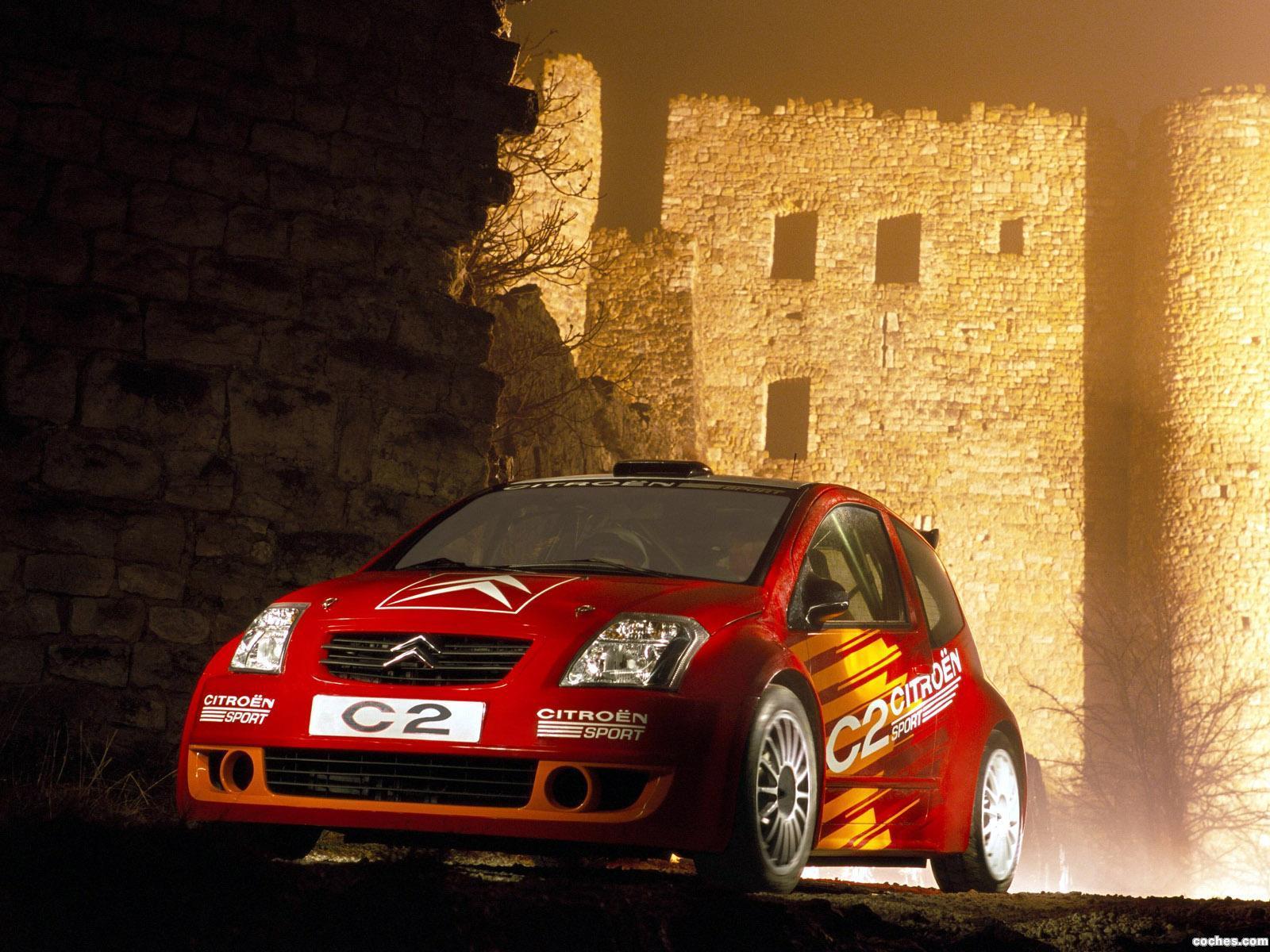 Foto 8 de Citroen C2 Sport Concept 2003