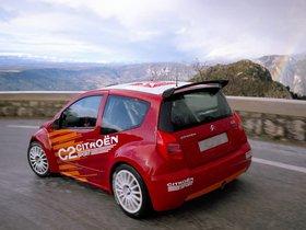 Ver foto 13 de Citroen C2 Sport Concept 2003