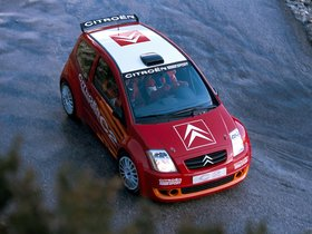 Ver foto 8 de Citroen C2 Sport Concept 2003