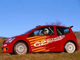 Ver foto 6 de Citroen C2 Sport Concept 2003