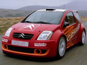 Ver foto 5 de Citroen C2 Sport Concept 2003