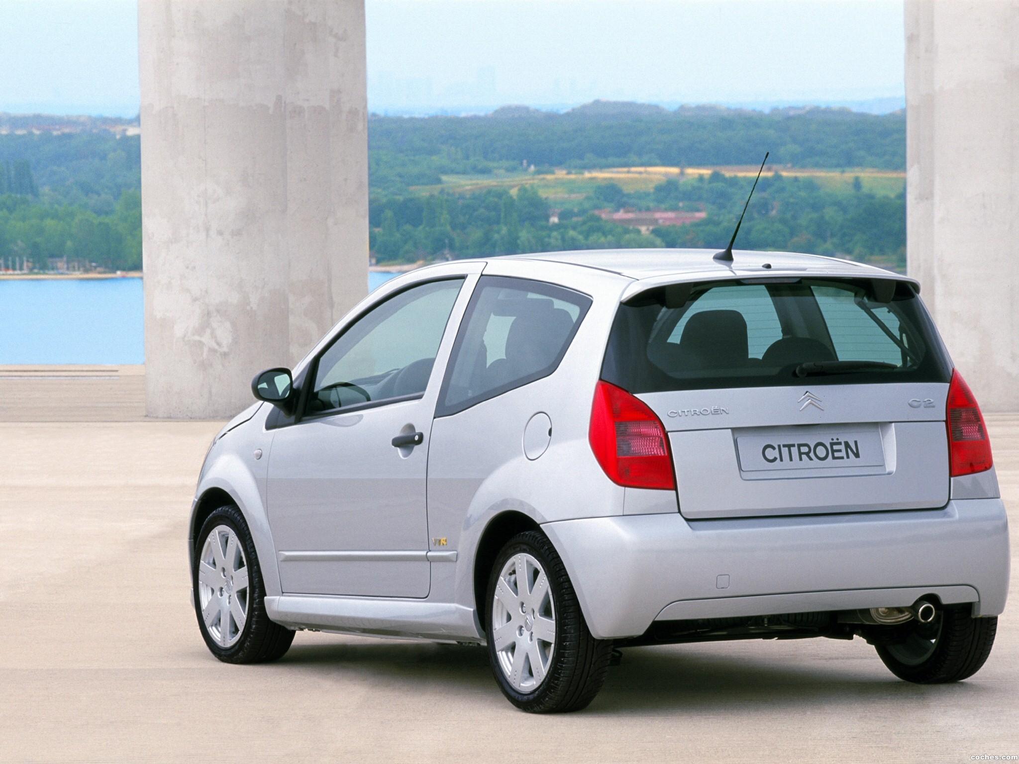 Foto 16 de Citroen C2 VTR 2005