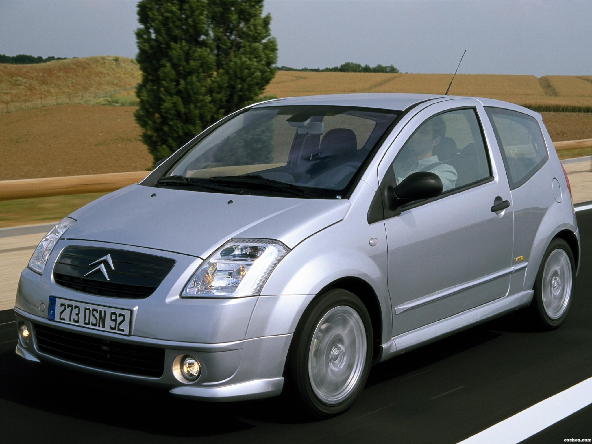 Foto 0 de Citroen C2 VTR 2005