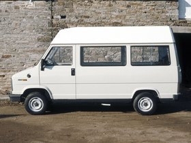 Ver foto 3 de Citroen C25 Combi High Roof 1981