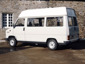 Ver foto 2 de Citroen C25 Combi High Roof 1981