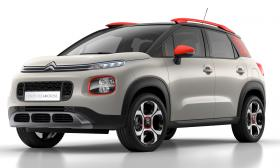 Fotos de Citroen C3 Aircross 2017