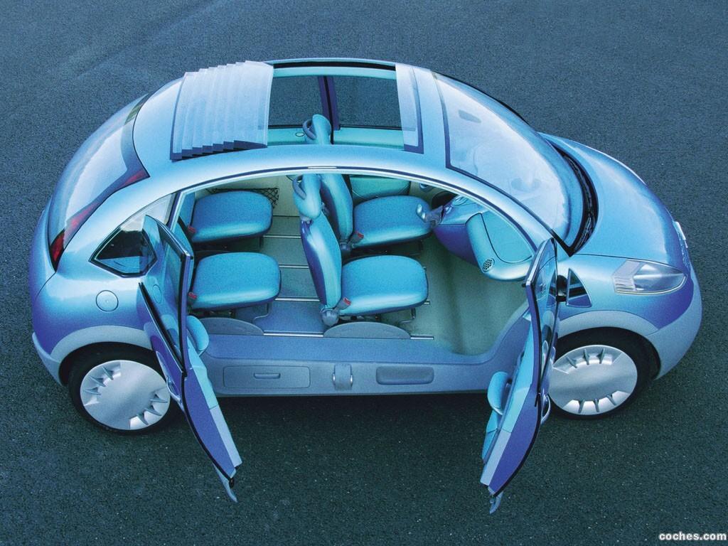 Foto 0 de Citroen C3 Concept 1998