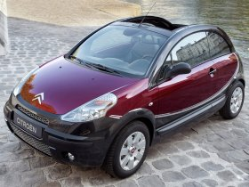 Fotos de Citroen C3 Pluriel Charleston 2008